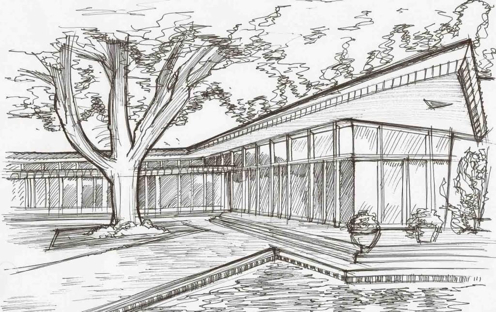 Jasa Desain Rumah Vika Harmony Arsitek Surabaya